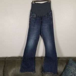 Old Navy maternity boot cut Jean's
